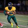 Derrick Chance running the ball.