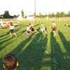 Bryce intercepts the ball