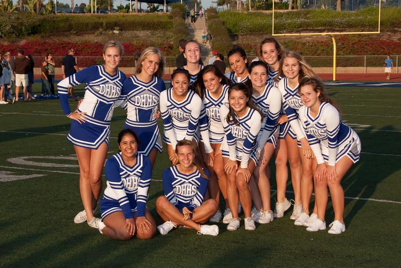 Cheer Team 2009