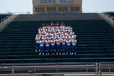 DH Varsity - Stands Team photo 2009