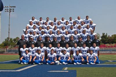 Varsity Team Photo 2009