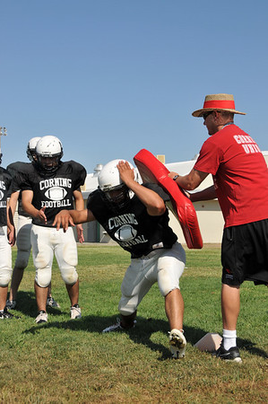 Football - 2010 - Practice