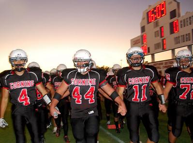Football - 2010 - Shasta