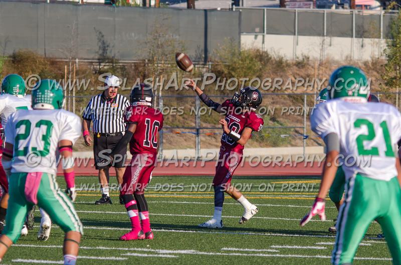 Eagle Rock JV Football  vs Sotomayor Wolves