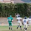 Eagle Rock Football vs Wilson Mules