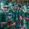Eagle Rock JV Football vs Franklin Panthers