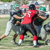 Eagle Rock vs Arleta Mustangs
