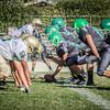 Eagle Rock JV Football vs Temple City
