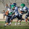 Eagle Rock JV Football vs Wilson Mules