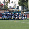 Eagle Rock JV Football vs Marshall Barristers