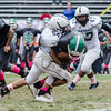 2015 Eagle Rock JV Football vs Marshall Barristers