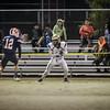2015 Franklin Football vs Legacy Tigers