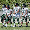2015 Eagle Rock JV Football vs Hawkins Hawks