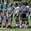 2015 Eagle Rock JV Football vs Hawkins Hawks