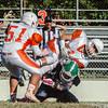 2015 Eagle Rock JV Football vs Huntington Park