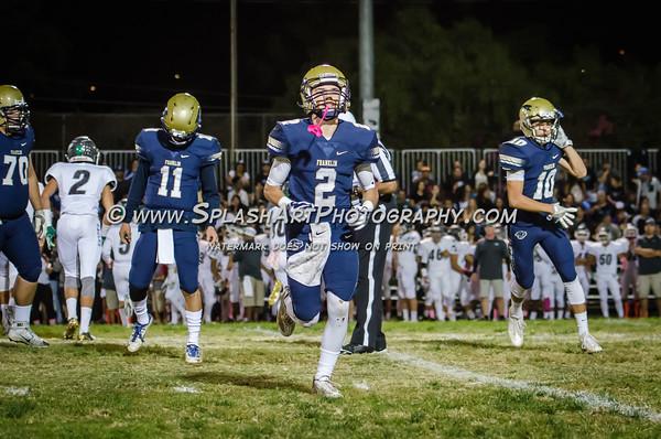 2016 Eagle Rock Football vs Franklin Panthers