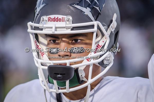 2016 Eagle Rock Football vs Roosevelt Rough Riders