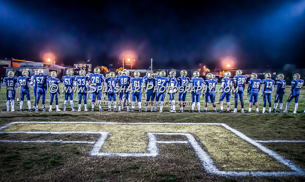 2016 Franklin Panthers Football vs Chavez Eagles