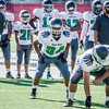2016 Eagle Rock JV Football vs Hollywood Shieks