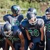 2016 Eagle Rock JV Football vs Roosevelt Rough Riders