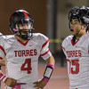 2016 Torres Toros Football vs  Sotomayor Wolves