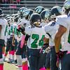 2016 Eagle Rock JV Football vs Marshall Barristers
