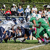 2017 Eagle Rock JV Football vs Marshall Barristers