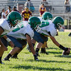 Eagle Rock JV Football vs Roosevelt Rough Riders
