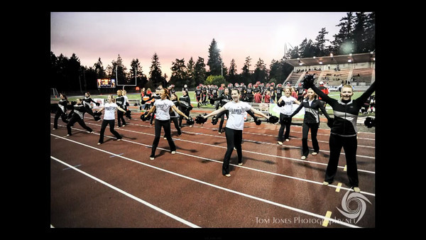 Kentlake vs Mt Rainier 10-6-12
