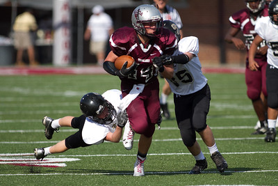 Alcoa Middle vs Smith County 8.21.14