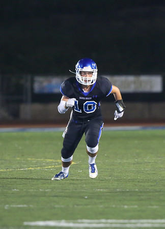 Dana Hills vs Tustin Aug 29