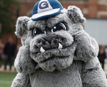 Georgetown mascot