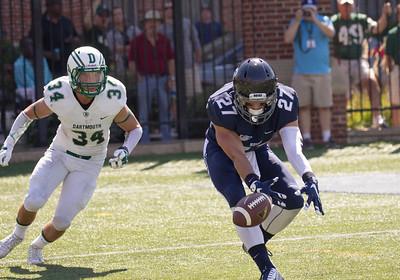 Georgetown Hoyas Football, Dartmouth Football