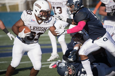 Georgetown Lehigh Football