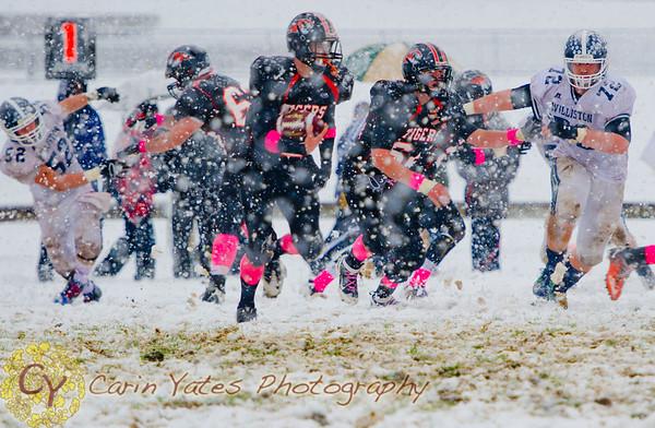Football Snowout VS WNS