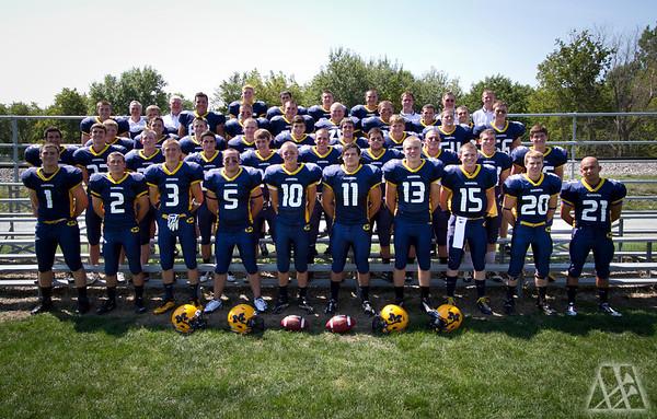 Football Team 2012