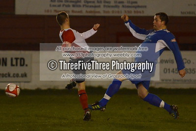 Ashton United 4 Chasetown 0