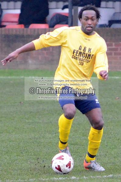 Boldmere St Michaels 0 Peterborough Northern Star 2