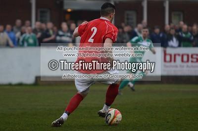 Bedworth United 2 Uxbridge 1