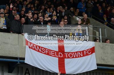 Mansfield Town 0 York City 1 (AET)