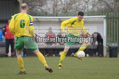 Athletic Sparkhill 4 Kings Heath Old Boys 1