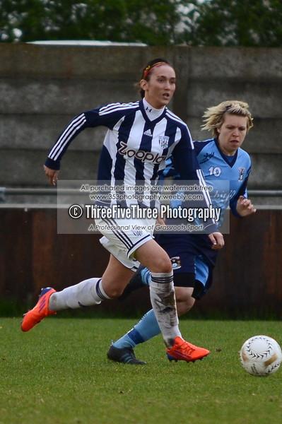 Coventry City Ladies 2 Sporting Club Albion Ladies 2 (4-3 Pens)