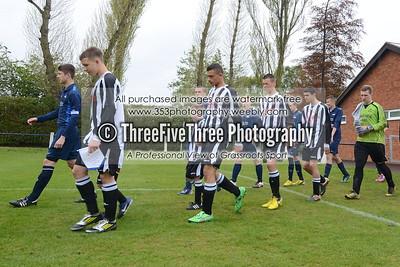 Gornal Colts U16 1 Shenley Radford U16 0
