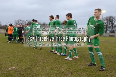 Hampton 3 AFC Smethwick 0