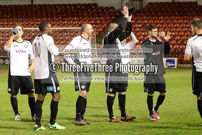 Hednesford Town FC - Birmingham Senior Cup Winners