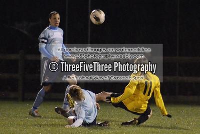 Leafield Athletic Ladies 0 Coventry City Ladies 2