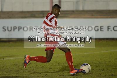 Stourbridge Youth 3 Southam United Youth 0