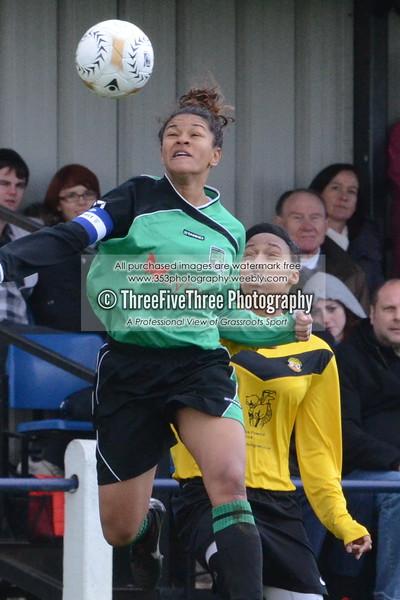 Warwick Juniors Angels 2 Leafield Athletic Girls 1