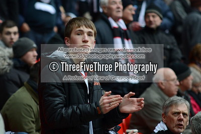 FA Trophy Final 2013 (Fan Photos & Celebrations)