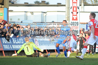 Kidderminster Harriers 4 Stockport County 0